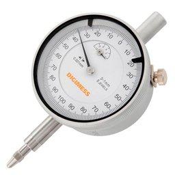Relógio Comparador 0 a 1mm com Graduação de 0,001mm