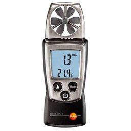 Anemômetro de -10 a 50 °C