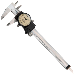 Paquímetro Universal com Relógio 200 x 0,02mm