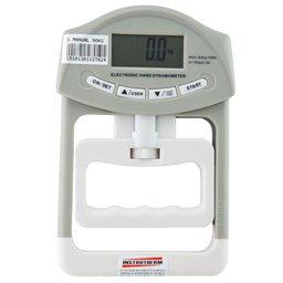 Dinamômetro Eletrônico de Mão Capacidade 90Kg DM-90