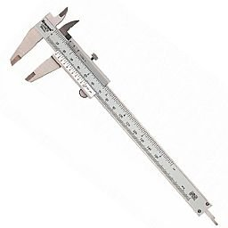 Paquímetro em Aço Inox Universal 6 Pol. 150mm
