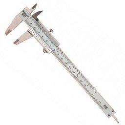 Paquímetro em Aço Inox Universal 12 Pol. 200mm