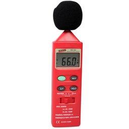 Decibelímetro - Medidor de Nível de Pressão Sonora Digital  35 a 130 dB