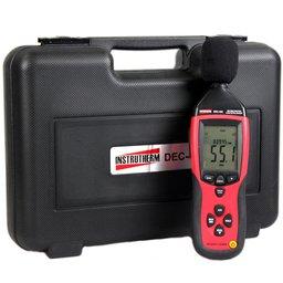 Decibelímetro Digital com Microfone
