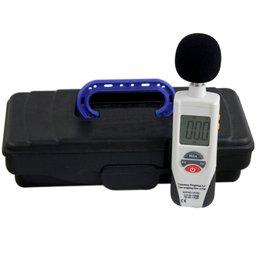 Decibelímetro Digital 31,5HZ a 8kHz