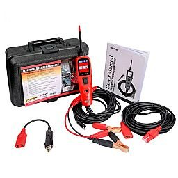 Testador de Circuitos Elétricos Automotivo 12/24V