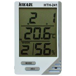 Termo-Higrômetro Digital HTH-241