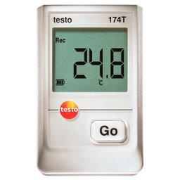 Kit Termômetro 174T Mini Data Logger para Temperatura e Umidade com 1 Canal