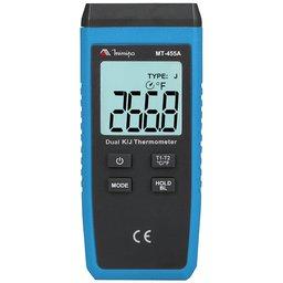 Termômetro Digital com 2 Canais Data Hold