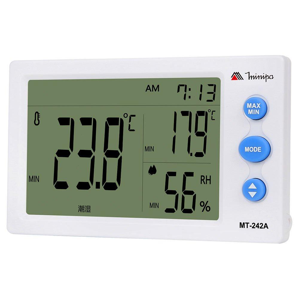 Termo-Higrômetro Digital -10ºC à 50ºC