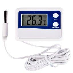 Termômetro Digital Mínima e Máxima -50 + 70 Graus com Sensor Externo