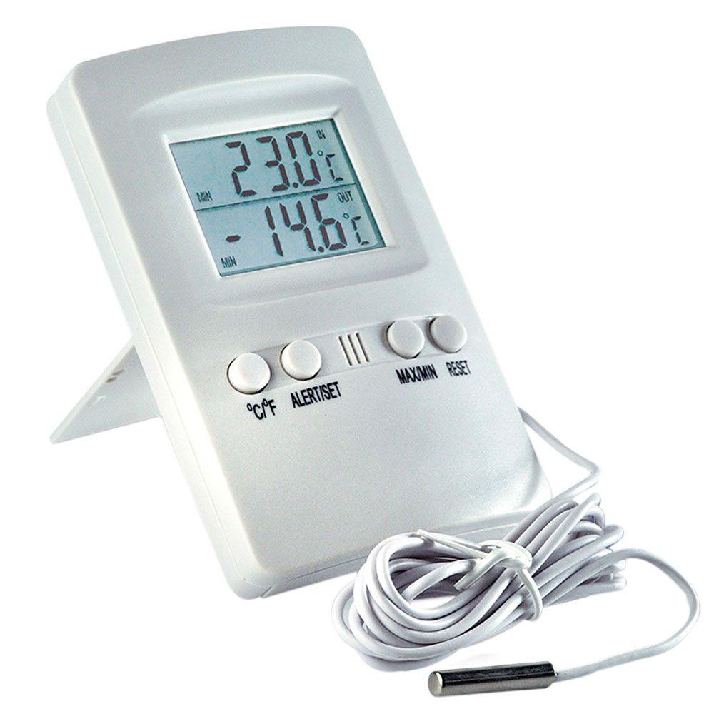 Termômetro Digital Mínima e Máxima -20 + 50 Graus
