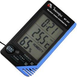 Relógio Termo-Higrometro com Sensor Externo