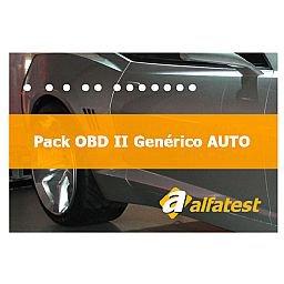 Cartão OBD II Genérico Auto para Kaptor V3 e Kaptor Intellibox2