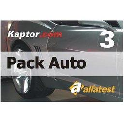 Cartão Pack Auto 03
