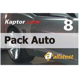 Cartão Pack Auto 08
