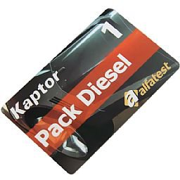 Cartão Pack Diesel 01