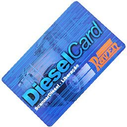 Cartão Diesel Card com 1 Liberação
