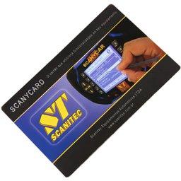 Cartão Scanycard para Liberação do PC