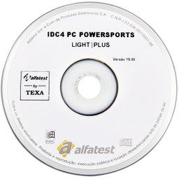Licença de Uso IDC4 Plus PowerSports