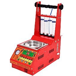 Máquina Limpeza/Teste Injetores Padrão/GDI Injeção Direta e Cuba 1Litro