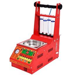 Máquina Limpeza/Teste Injetores Padrão/GDI Injeção Direta e Cuba de 1 Litro