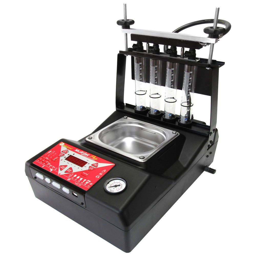 Máquina de Teste e Limpeza de Injetores Multijet Pro R4