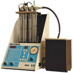 Máquina para Teste, Analise e Limpeza de Injetores, Atuadores e Corpo de Borboleta
