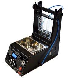 Máquina de Limpeza e Teste de Bicos Injetores com Cuba de 3 Litros