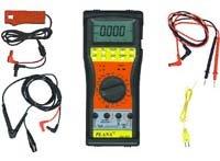 Multímetro Digital para motores para computador,  função de Osciloscópio