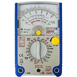 Multímetro Analógico com hFE e Tensão DC/AC