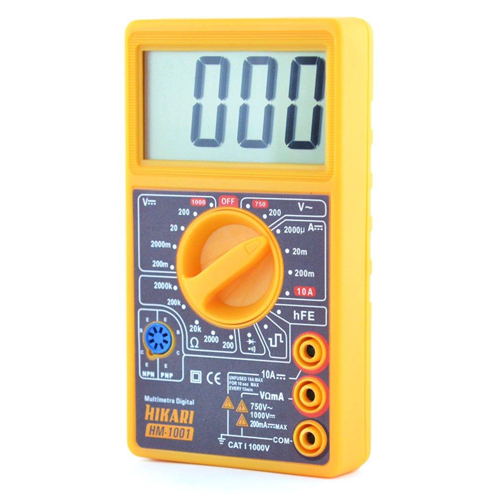 Multímetro Digital HM-1001