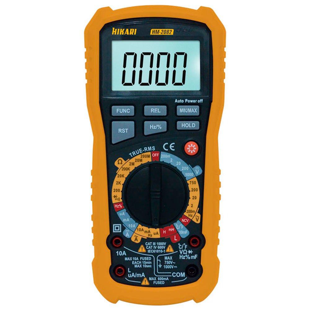 Multímetro Digital HM-2082