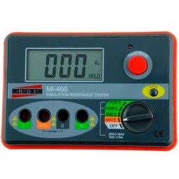 Megôhmetro Digital Portátil até 2500MW MI-400