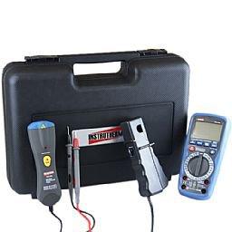 Multímetro Automotivo com Temperatura e Infravermelho com Mira Laser