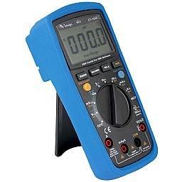 Multímetro Digital com Detector de Tensão sem Contato