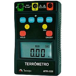 Terrômetro Digital CAT IV 400V