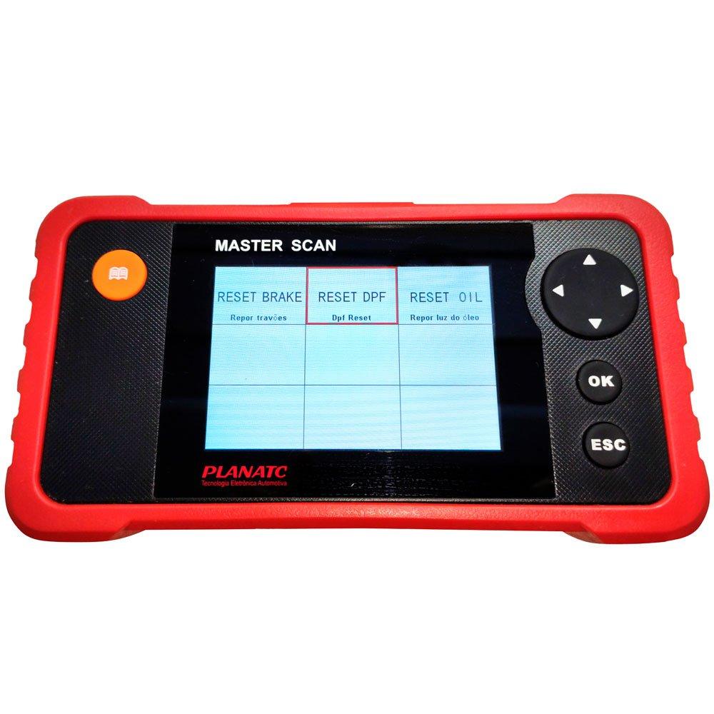 Scanner para Diagnósticos/Motor/Transmissão A/T Abs Airbag + 4 Funções Especiais