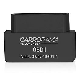 Scanner Automotivo Bluetooth OBDII CARRORAMA