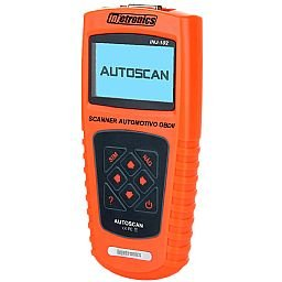 Autoscanner Scanner Automotivo Portátil OBDII/EOBD BR