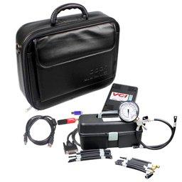 Kit Scanner Napro 10100996 Linha Leve e Pesada + Teste de Pressão com 13 Mangueiras