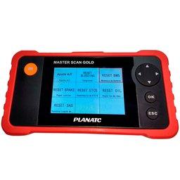 Scanner para Diagnósticos/Motor/Transmissão A/T, Abs, Airbag + 7 Funções Especiais