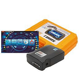 Scanner Automotivo Raven 3 sem Tablet com Maleta