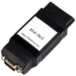 Conector de Diagnósticos EC4/DLC Ford Escort Zetec