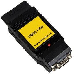 Conector para Diagnósticos OBD2/ISO para Scanner PC-SCAN3000