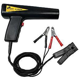Lâmpada de Ponto Estroboscópica Digital com RPM, Avanço Sistema Convencional e Tensão da Bateria