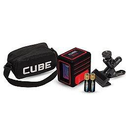 Nível Laser de 2 Linhas Cube Mini Home Edition 20 Metros com Presilha