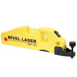 Nível Laser GNP com 2 Bolhas - L55