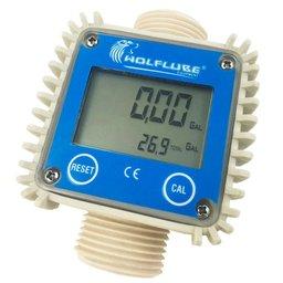 Medidor Digital 145 PSI 1 Pol. BSP em Acetal