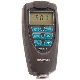 Medidor Espessura Camadas 0-1250 Micrômetros com Maleta